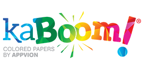 kaBoom!® Colored Cover