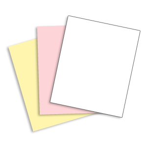 Pre-Collated Carbonless Paper