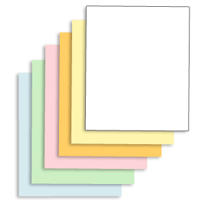 Single Part Carbonless Paper