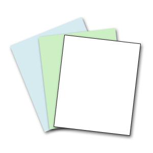 White & Color Bonds/Offsets
