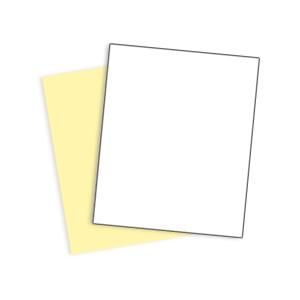 2 Part Carbonless Paper