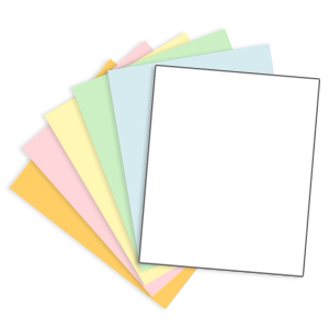 6 Part Carbonless Paper