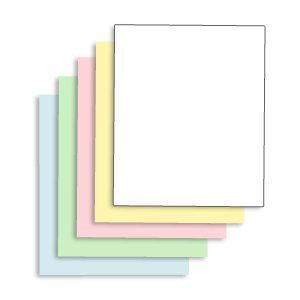 Singles Coated Back Carbonless Paper