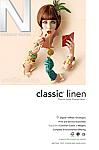 Classic Linen 80lb. Cover