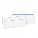 Wesco Security Envelope - Kwik-Tak - White Wove