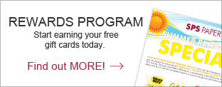 Specialty Papers & Supplies Rewards Program