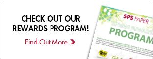 Specialty Papers & Supplies Rewards Program